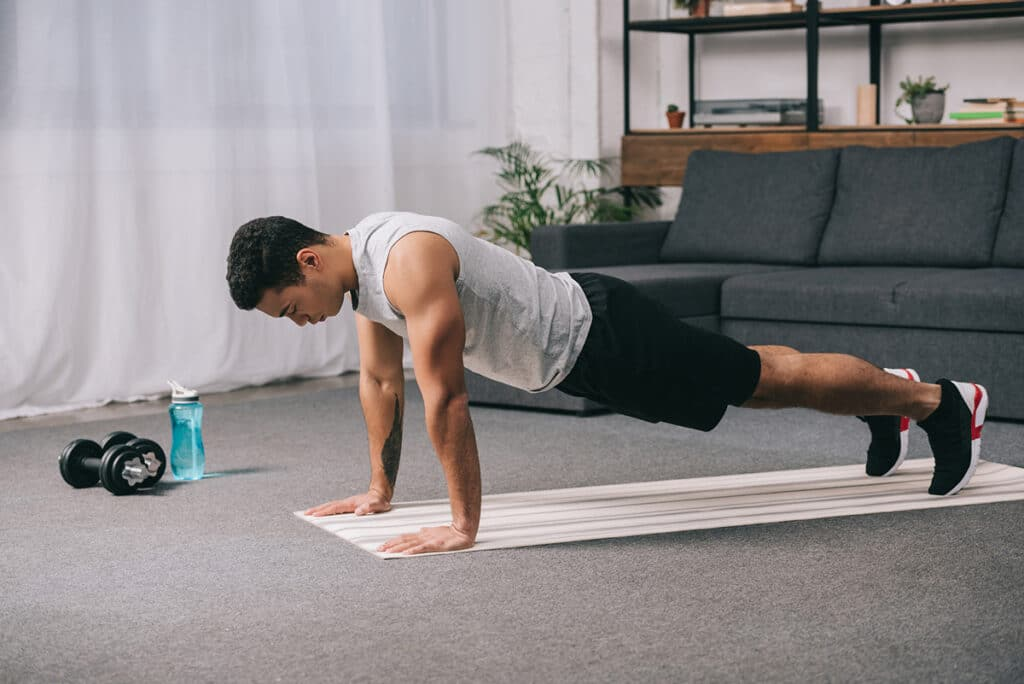 At-home Strength Training